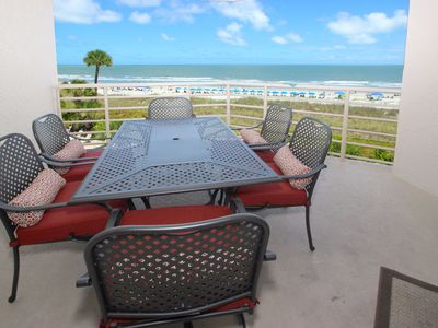 Photo for Family-friendly condo in oceanfront resort w/shared pools, hot tub, beach access
