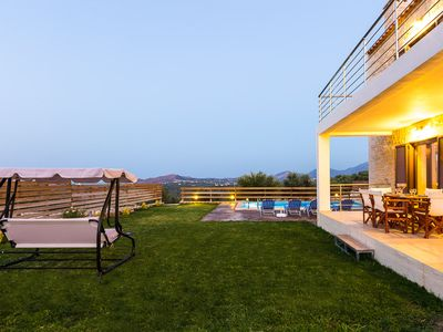 Photo for Dimokritos Villa II, a homestay experience!Peaceful location, BBQ Facilities!