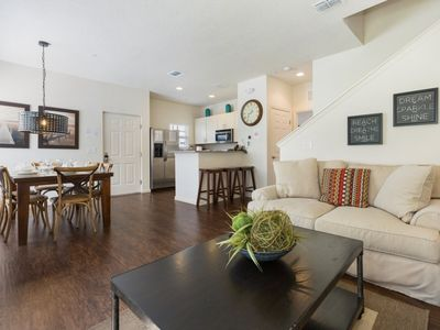 Photo for 4 Bedrooms/ 3 Bathrooms Lucaya Townhome