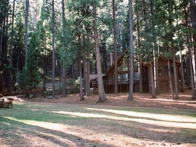Photo for 6 min to Yosemite Park Entrance Directly on SF route-14 acres of private meadows