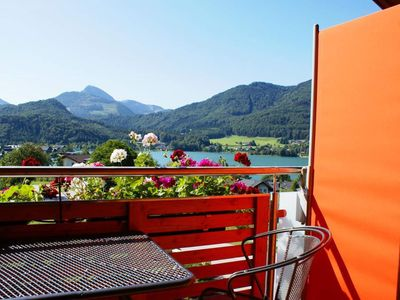 """Photo for Double room """"Waldbuche"""" with balcony - Haus Bergblick"""