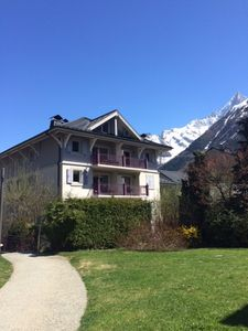 Photo for BEAUTIFUL APARTMENT IN CITY CENTER FOR 6 PEOPLE VIEW MONT BLANC