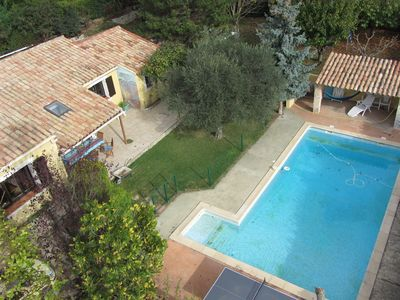 Photo for Beautiful Provencal villa with pool