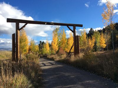 Photo for Jackson Hole Ranch Retreat