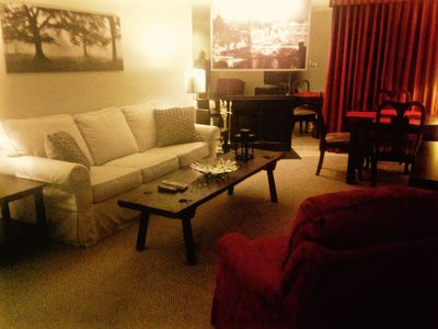Photo for One Bedroom Condo close to GW- Washington Mall- S/D -Kennedy Center-Smithsonian