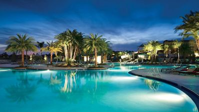Photo for 2 Bedroom Deluxe Villa at The Fountains Resort in Orlando