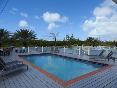Photo for Luxury 4 Bedroom Villa With Pool & Just 10 Minute Walk From The Beach In Antigua