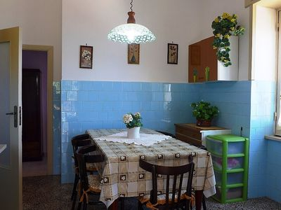 Photo for Apartment in the center of Massa Lubrense with Parking, Internet, Washing machine, Air conditioning (119639)