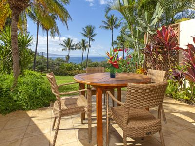 Photo for Have ocean view! Must see it!  Kihei updated condo on front row! Great sunsets!