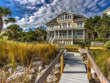 Magnificent Oceanfront Home-Incredible Location, Views, Service & Furnishings