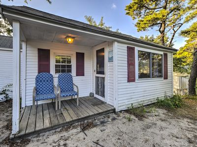 Photo for NEW-Cozy Dennis Port Cottage-Walk to Private Beach