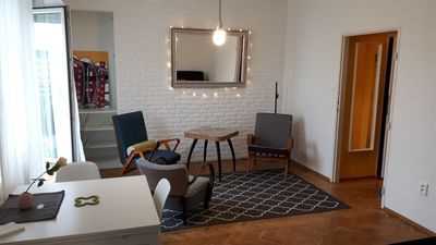 Photo for Apartment in the city center with a large terrace