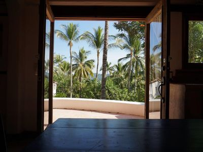 Photo for Casita Primavera, Ocean view in a quiet zone and very close to all attracttions