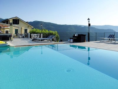 Photo for Vacation home Agriturismo San Giuseppe  in Valloria, Liguria: Riviera Ponente - 30 persons, 9 bedrooms