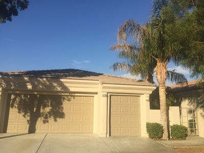 Photo for Seasonal-Monthly Rental PGA West 2 bed/2 ba Home on Arnold Palmer Private