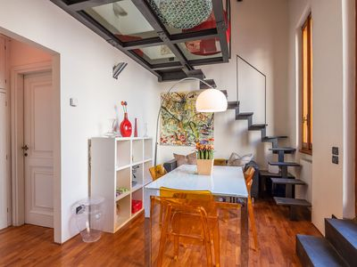 Photo for Apartment to rent in via Venezia in Florence, a modern and welcoming house near the Duomo
