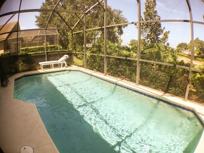 Photo for Gated-Golf View-Privacy Bush-Game Room-Private Pool