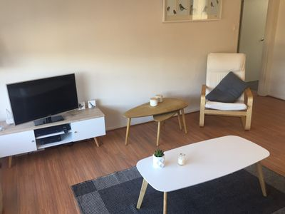 Photo for Comfort and location. Entire two bedroomed unit. Four sleeper - queen beds
