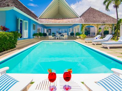 Photo for Little Palm - Tryall Club - luxury 2 bedrooms serviced villa - Travel Keys