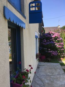 "Photo for Cottage ""The blue door"" near Josselin / Brocéliande"