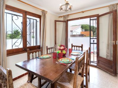 Photo for Vacation home Tribana in L'Escala - 6 persons, 3 bedrooms