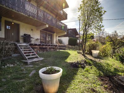 Photo for Apartment Le 709 in Saint Gervais - 4 persons, 2 bedrooms