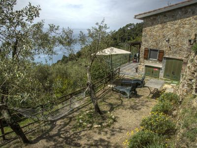 Photo for IL SOLE DI VALLETONDA, wifi, parking, BBQ, last minute