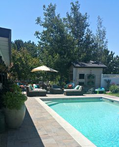 Photo for Private Pool, Family Friendly Indoor/outdoor Gathering areas, Events & Weddings.