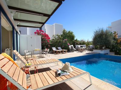 Photo for PRNV2 Villa Naxos - Three Bedroom Villa, Sleeps 6