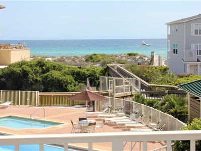 Photo for Free Beach Service & Paddle Board Rentals! Gulf Views!