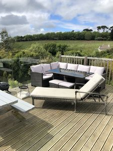 Photo for Beautiful 4 bed house with stunning views and hot tub