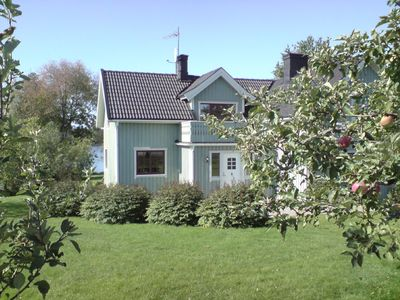 Photo for House directly at the lake, silence, relaxation and fishing, internet