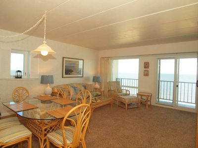 Photo for Ocean Front  Rehoboth Beach Two Bedroom Condo!