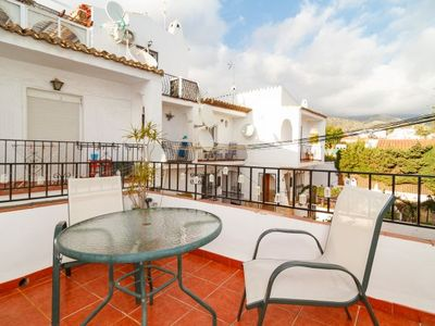 Photo for Nerja Villa, Sleeps 6 with Pool, Air Con and WiFi