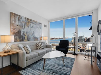 Photo for Spacious 1 Bedroom Apartments near the Hudson River