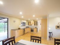 Fantastic family friendly space , loads of room,