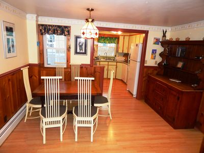 Photo for Ocean Park Cottage - Fully Furnished Beach Vacation Home