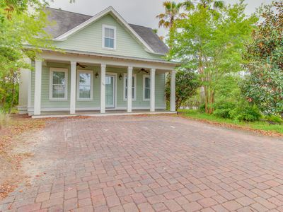 Photo for Elegant home in quiet neighborhood w/ shared pools - near beach, dining, & more!