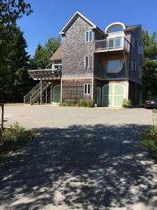 Photo for Iris Ledge: Beautiful modern home centrally located on MDI, Pet friendly