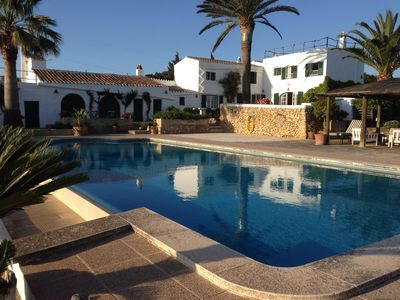 Photo for SON CAMARÓ - LUXURY AND MODESTY IN PERFECT HARMONY (secluded - 5 bedrooms)
