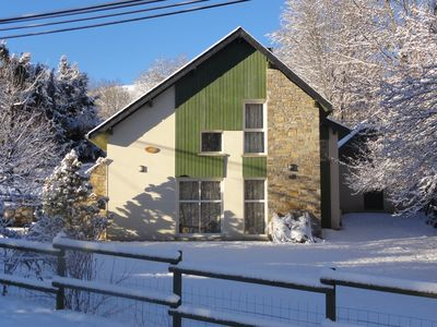 Photo for Contemporary Chalet fenced parking, 4 km from the ski resort Peyragudes