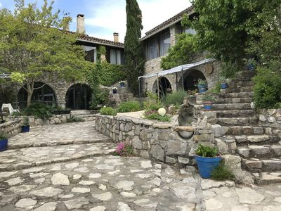 Photo for COTTAGES WITH SWIMMING POOL IN SOUTH ARDECHE