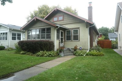 Craftsman Bungalow full of charm