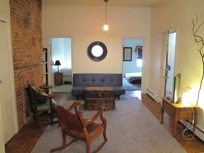 Photo for Two Bedroom Apartment, Bedford Ave and Grand St First stop L train Williamsburg