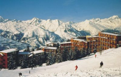Photo for Les Arcs 1800: apartments - 1 room - 5/6 persons