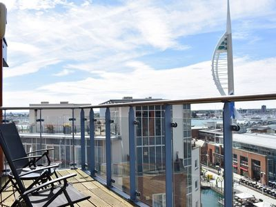 Photo for 2 bedroom accommodation in Gunwharf Quays, near Portsmouth