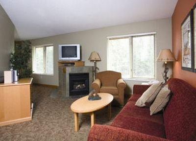 Photo for Canmore, Alberta, Canada: 1 Bedroom Condo with Heated Pool, Hot Tub, Golf & BBQ