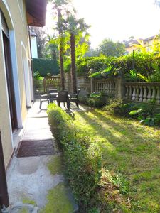 Photo for La Palma in Stresa with garden and lakeview