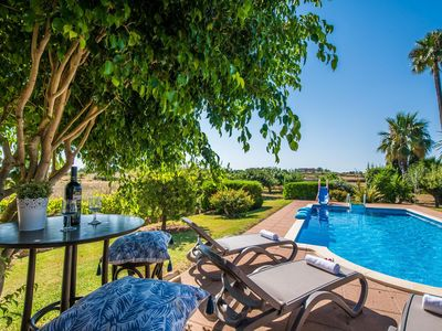 Photo for Santa Margalida Holiday Home, Sleeps 6 with Pool, Air Con and WiFi