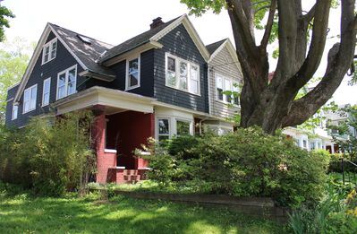 Photo for Charming house close to heart of Bryn Mawr village on a quiet residential street